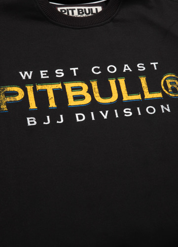 Bluza Pit Bull West Coast BJJ 2019  gold - 119028900