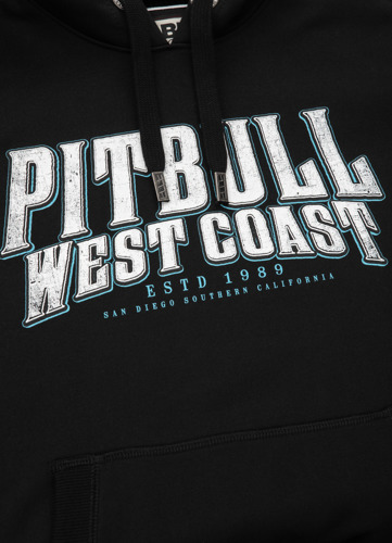 Bluza z kapturem Pit Bull West Coast Hooded Gangland 2019 - 129023900