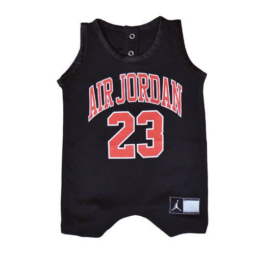 Body Rampers Niemowlęcy Air Jordan DNA Romper - 556169-023