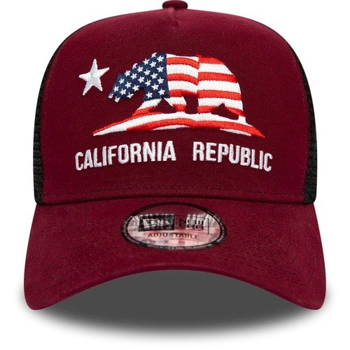 Czapka z daszkiem bejsbolowa New Era California Republic Trucker - 12134769