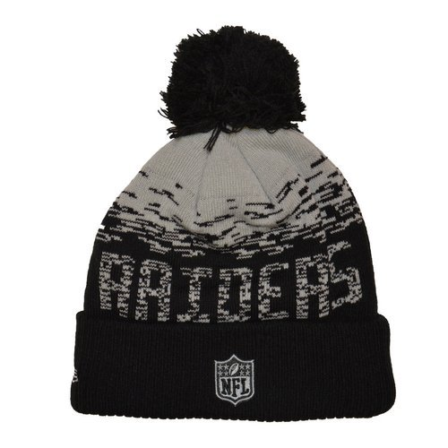 Czapka zimowa New Era NFL Oakland Raiders - 12122720