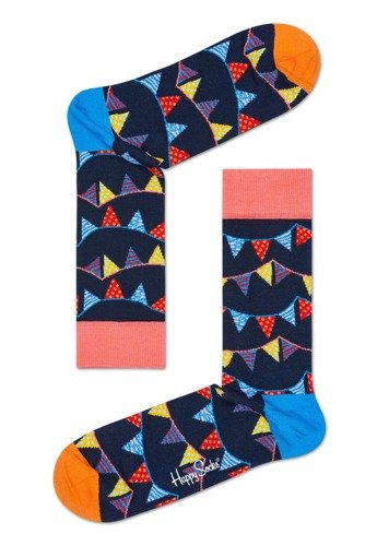 Giftbox Skarpety Happy Socks Birthday (3-pak) - XBDA08-6001