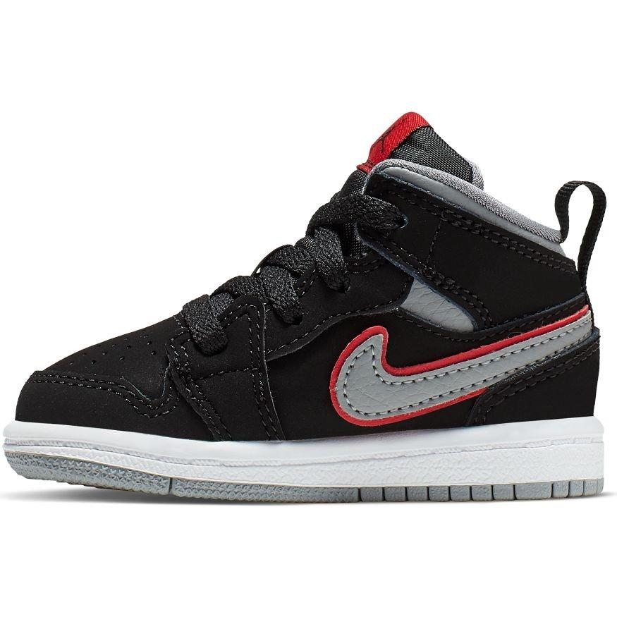2a4517f2f1523 Air Jordan 1 Mid (TD) Dětská obuv - 640735-060 - Basketo.pl