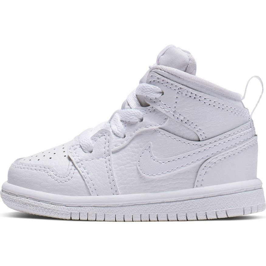 267f01f6702bd Air Jordan 1 Mid (TD) Dětská obuv - 640735-129 - Basketo.pl