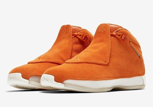 Air Jordan 18 Retro Shoes - AA2494-801