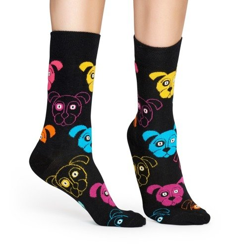 Happy Socks Animal Ponožky - DOG01-9001