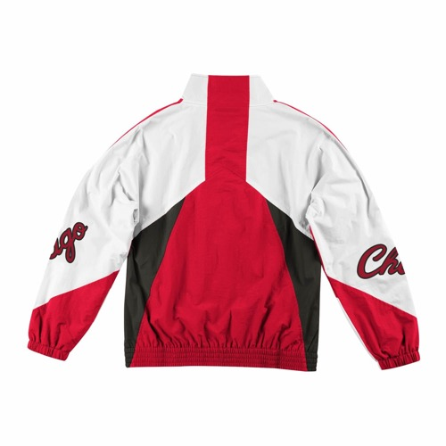 Mitchell & Ness NBA Chicago Bulls Midseason Windbreaker 2.0