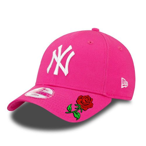 New Era 9FORTY MLB New York Yankees Strapback Custom Rose - 11157578
