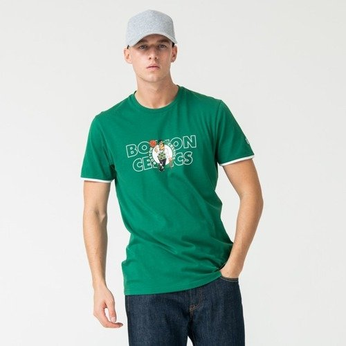 New Era NBA Boston Celtics T-shirt - 12123913