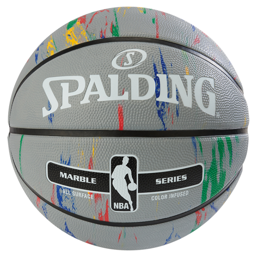 Spalding NBA Basketball Marble Series Guľa