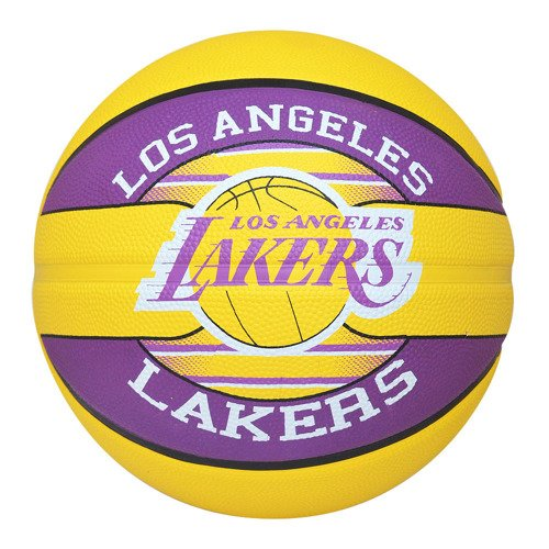 Spalding NBA Team Los Angeles Lakers Guľa