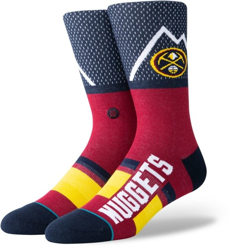 Stance NBA Denver Nuggets Shortcut - M545C19NUG